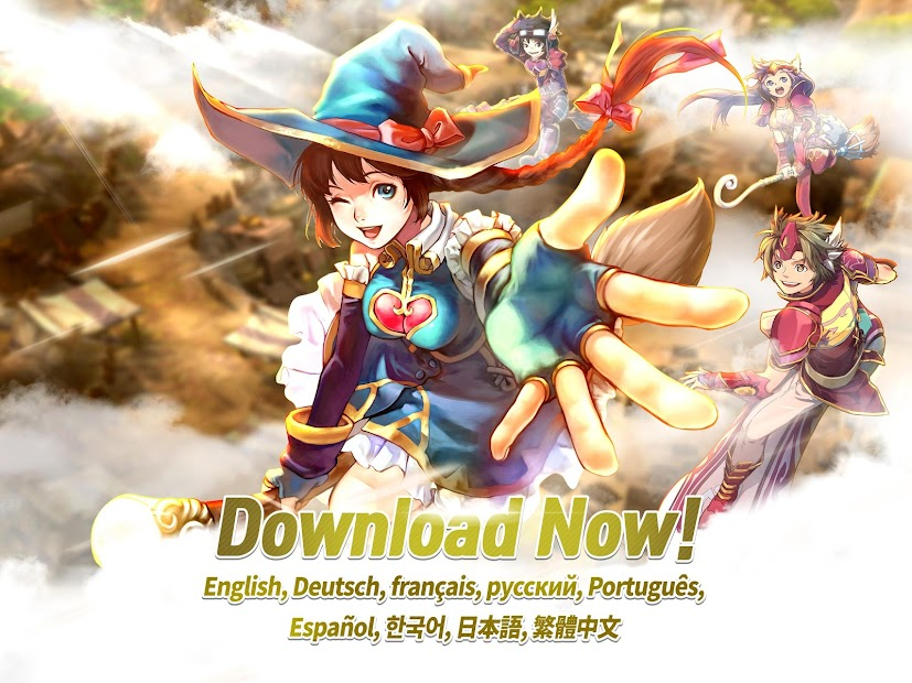Download] Flyff Legacy - Anime MMORPG - QooApp Game Store