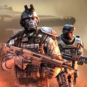 Icon: 現代戰爭5:多人電競射擊遊戲