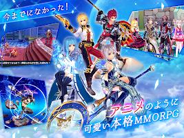 Screenshot 2: 幻想神域 -Link of Hearts-