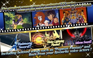 Screenshot 2: SAINT SEIYA COSMO FANTASY | Global