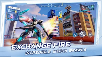 Screenshot 2: Super Mecha Champions