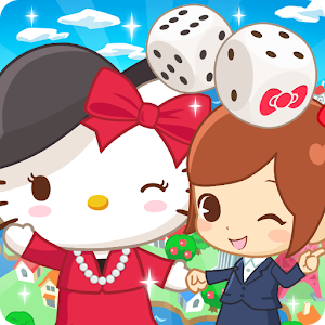 Icon: Hello Kitty 社長 雙六日本之旅