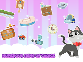 Screenshot 3: Pet House - Little Friends