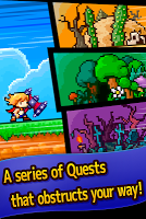 Screenshot 3: HAMMER'S QUEST
