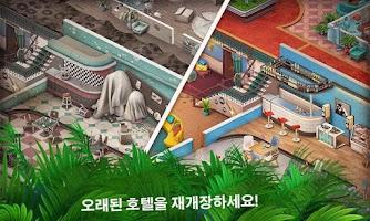 Screenshot 2: Hidden Hotel: 마이애미 미스터리
