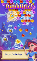 Screenshot 1: Bubble Witch 2 Saga