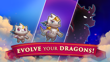 Screenshot 3: Merge Dragons!