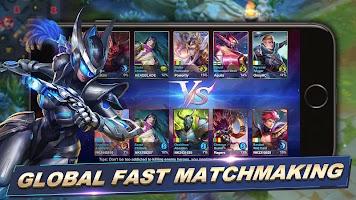 Screenshot 3: Heroes Arena