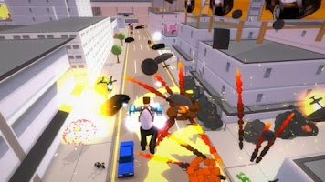 Screenshot 3: Crime Shooter: 3d Action Free Game