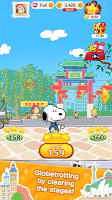 Screenshot 4: SNOOPY Puzzle Journey