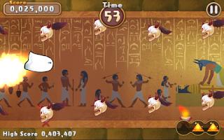 Screenshot 4: Flying Mr. Medjed