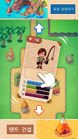 Screenshot 1: Tinker Island: 서바이벌 게임. 섬. 모험.   중문간체버전