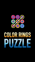 Screenshot 1: Crazy Color Rings