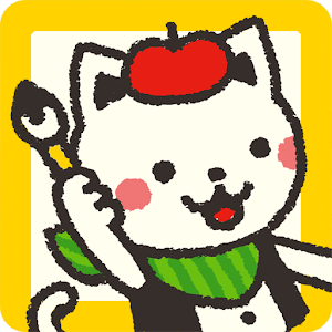 Icon: Cat Painter
