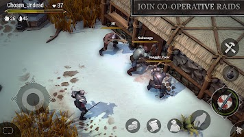 Screenshot 2: Frostborn