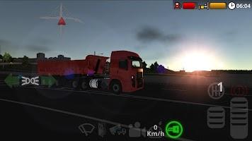 Screenshot 3: 道路司機