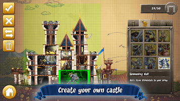 Screenshot 3: CastleStorm - Free to Siege