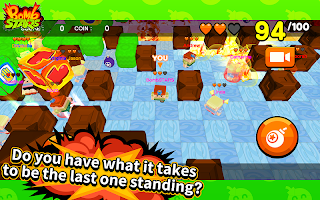 Screenshot 2: BombSTARS