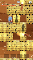 Screenshot 2: Dig! Dig! HANIWA!