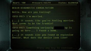Screenshot 3: Remember: A Horror Adventure Puzzle Game LITE