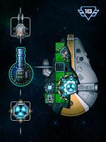 Screenshot 1: 太空競技場:建造與戰鬥