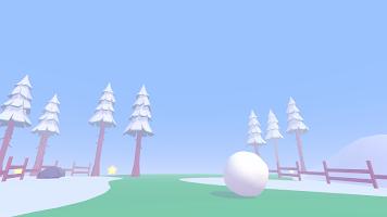 Screenshot 1: 雪球地平線
