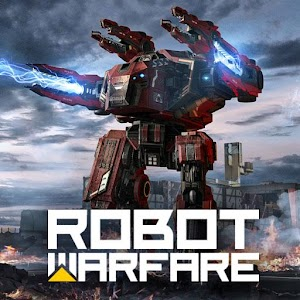 Icon: 로봇 워페어: 로봇게임