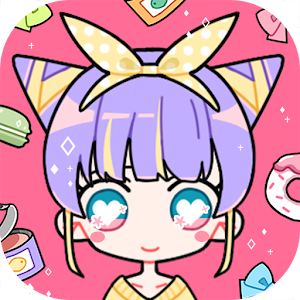 Icon: Cute Girl Avatar Maker