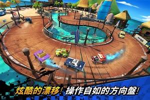 Screenshot 2: ミニモ with チョロQ【Mini Motor WRT】