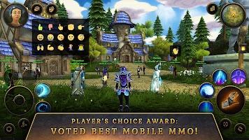 Screenshot 2: 村民與英雄