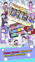 Screenshot 3: Osomatsu-san Hesokuri Wars~Battle of the NEETs~