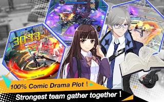 Screenshot 1: Rage Fighters