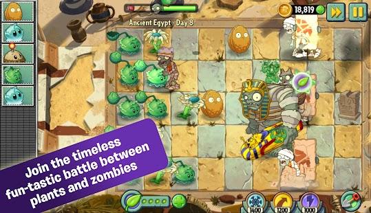 Plants vs zombies 2 qooapp anime games platform zombies 2 plants vs zombies 2 voltagebd Choice Image