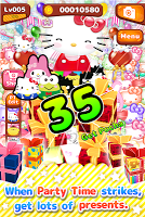 Screenshot 4: Hello Kitty Basket Catch