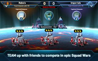 Screenshot 2: Star Wars: Commander