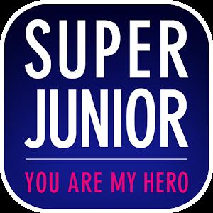 Icon: SUPER JUNIOR ~YOU ARE MY HERO~