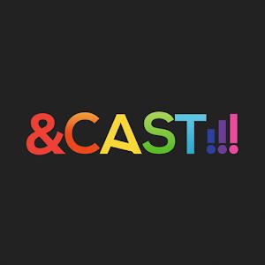 Icon: &CAST!!! - アニメ・声優好きのための動画アプリ -