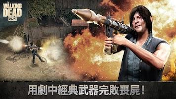 Screenshot 2: The Walking Dead No Man's Land