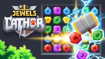 Screenshot 2: Jewels Cathor : Match 3 Puzzle