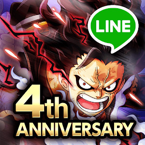 Icon: LINE: ONE PIECE 秘寶尋航