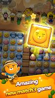Screenshot 2: Friends Gem Treasure Squad! : Match 3 Free Puzzle