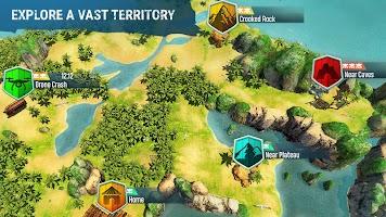Screenshot 2: Survivalist: invasion