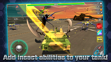 Screenshot 2: Generation Tank