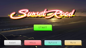 Screenshot 1: Sunset Road