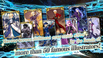 Screenshot 4: Fate/Grand Order (英文版)