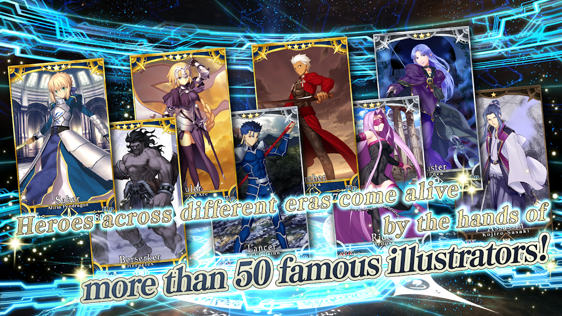 Download] Fate/Grand Order (English) - QooApp Game Store