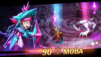 Screenshot 1: Arena Stars: Battle Heroes