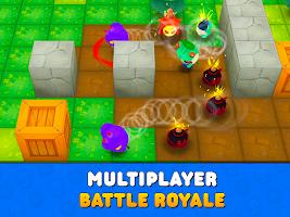 Screenshot 4: Bombergrounds: Battle Royale