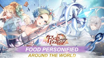 Screenshot 1: Food Fantasy: New Journey | Global