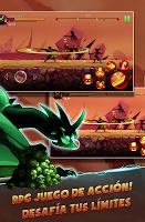 Screenshot 4: Stickman Ninja : Legends Warrior - Shadow Game RPG